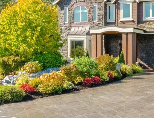 Celebrate Spring with Fantastic Gardens and Decorative Concrete Walkways